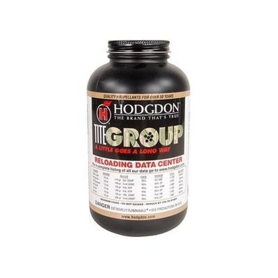 Hodgdon Titegroup Smokeless Gun Powder 1 lb