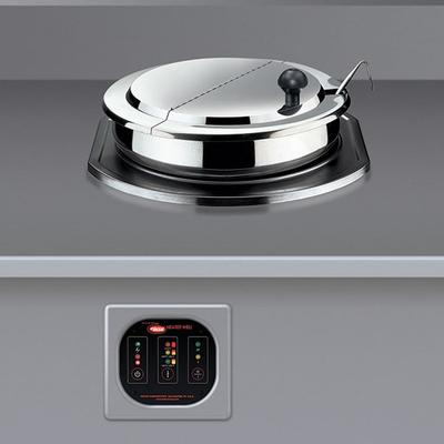 Hatco RHW-1B 11-qt Built-In Round Food Warmer/Cooker - Th...