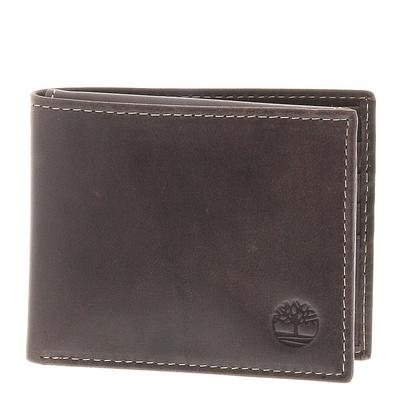Timberland Cloudy Passcase Wallet (Men's) Brown No Size L...