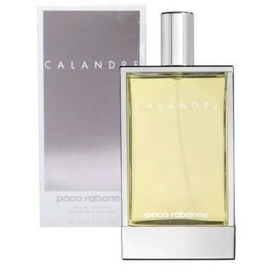 Calandre by Paco Rabanne 3.4 oz EDT Spray and 100% Authentic Perfume