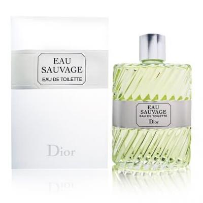 Eau Sauvage 3.4 oz EDT cologne For Men By Christian Dior