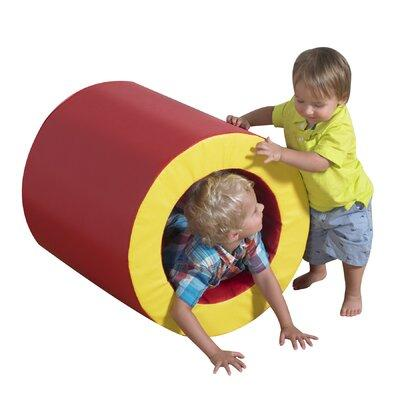 CHILDREN'S FACTORY Primary Toddler Tumble Tunnel Play Cen...