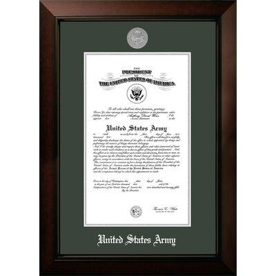 PATF Army Certificate Legacy Picture Frame ARCLG002/ARCLG...