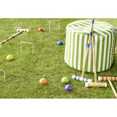 Hey! Play! 24 Piece Croquet Set M420013