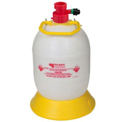 Micro Matic M15-808041 3.9 Gallon Beer Tap Cleaning Bottl...