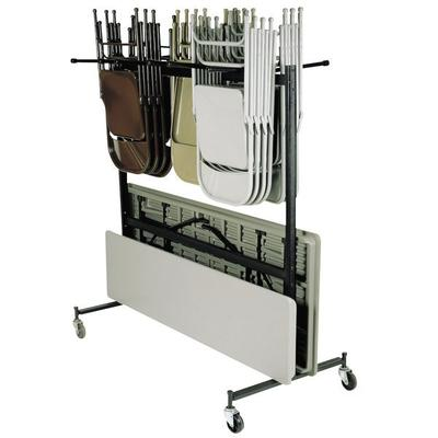National Public Seating 42-8-60 Folding Chair / Table / C...