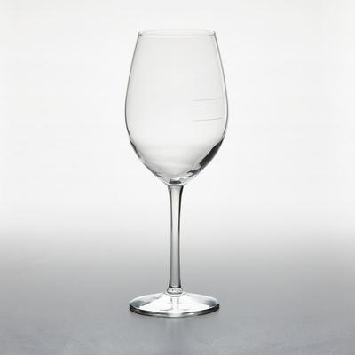 Libbey 7553-1178N Vina 17 oz. Tall Wine Glass with Pour L...