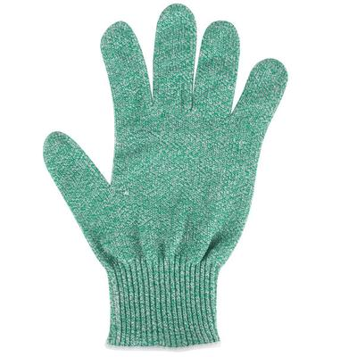 San Jamar SG10-GN-S Green Cut Resistant Glove with Dyneem...