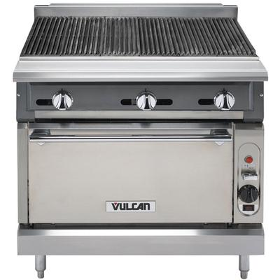 "VULCAN VCBB36S-NAT V Series Natural Gas 36"" Radiant Gas F..."