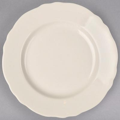 "Homer Laughlin 54000 Carolyn 5 1/2"" Ivory (American White..."