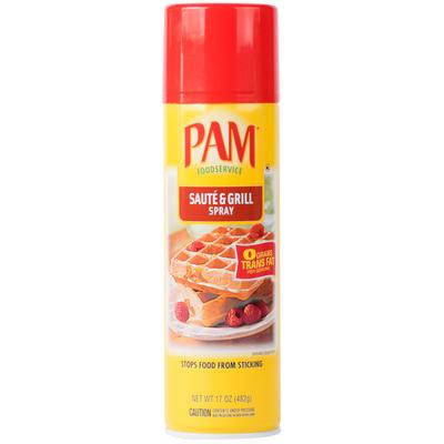 PAM 17 oz. Saute & Grill Release Spray