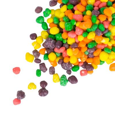 Rainbow Nerds Candy Ice Cream Topping - 5 lb.