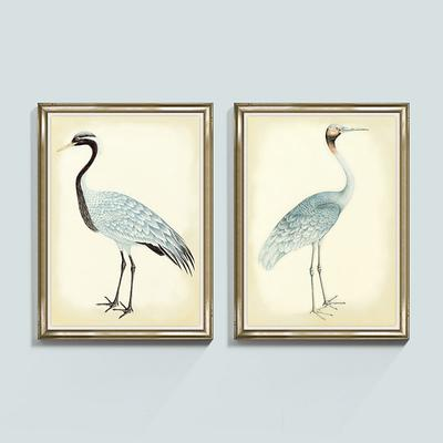 Ballard Designs Bunny Williams Bird Frame Print 48