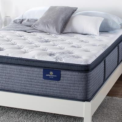 Serta Perfect Sleeper Luxury Hybrid Glenmoor Super Pillow...