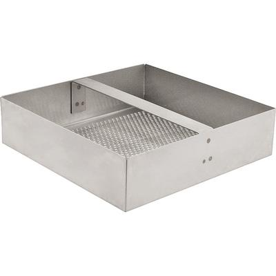 Franklin FMP 102-1110 Stainless Steel Floor Sink Strainer...