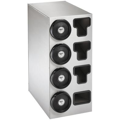 Vollrath 58834 8 - 44 oz. Countertop 4 Slot Stainless Ste...