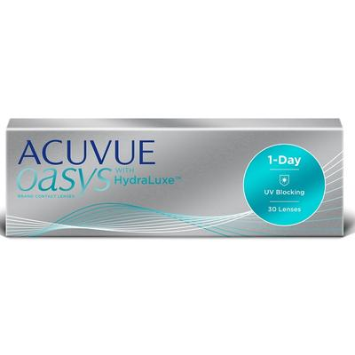 JOHNSON & JOHNSON Acuvue Oasys 1-Day with Hydraluxe contact lenses