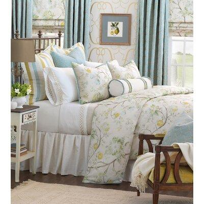 Eastern Accents Magnolia Duvet Set EAN6995 Size: Twin