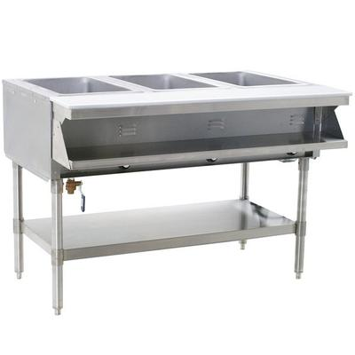 Well Electric Steam Table Steam Tables Compare Prices At Nextag - Three well steam table
