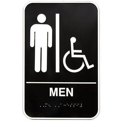 Ada Compliant Restroom Signs Compare Prices At Nextag - Ada compliant bathroom signs