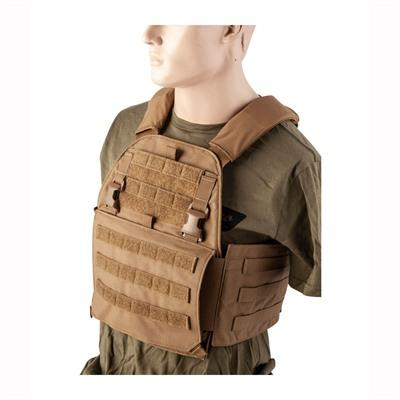 Velocity Systems Assault Plate Carrier - Assault Plate Carrier Coyote Brown S/M