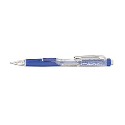 Pentel PD277TC Blue Barrel 0.7mm Twist-Erase CLICK HB Lea...