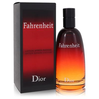 Fahrenheit For Men By Christian Dior After Shave 3.3 Oz