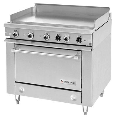 Garland 36ER38 Heavy-Duty Electric Range with Griddle Top...