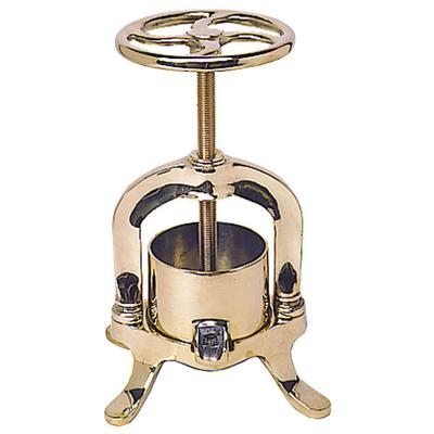 Matfer Bourgeat 612205 Brass Duck / Lobster Press
