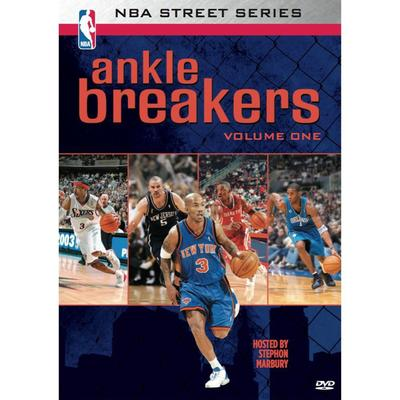 "TMR ""NBA Street Series: Ankle Breakers Volume One DVD"""