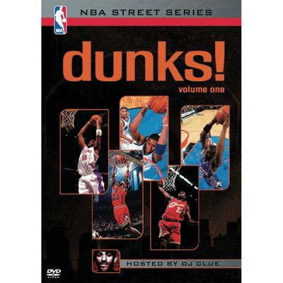 "TMR ""NBA Street Series: Dunks Volume One DVD"""