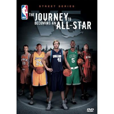 "TMR ""NBA Street Series: The Journey to Becoming an All-Star Volume 5 DVD"""
