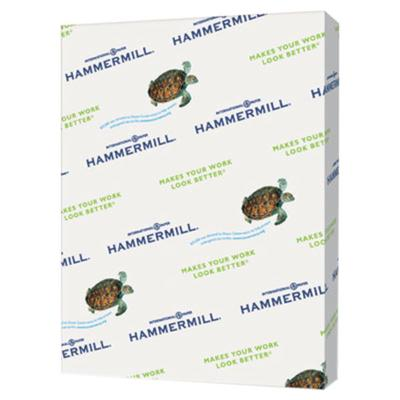 "Hammermill 103382CT 8 1/2"" x 11"" Pink Case of 20# Recycle..."