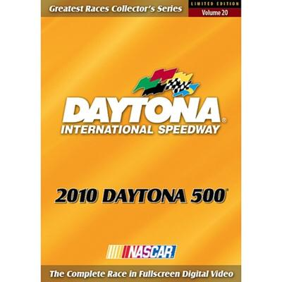 Greatest Races Collector's Series Daytona 500 '10 Race DVD