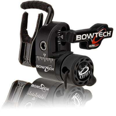 Qad Archery Equipment Bowtech Ultrarest Black RH UB3BKR M...