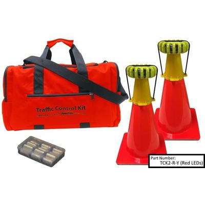 Powerflare Outdoor Gear 2-Position Traffic Control Kit Ma...