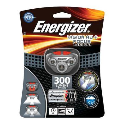 Energizer 12523 - Gray Vision HD+ Focus LED Headlight wit...
