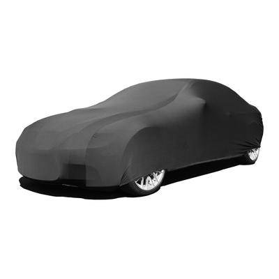 Plymouth Duster Car Covers - Indoor Black Satin Dust Car ...
