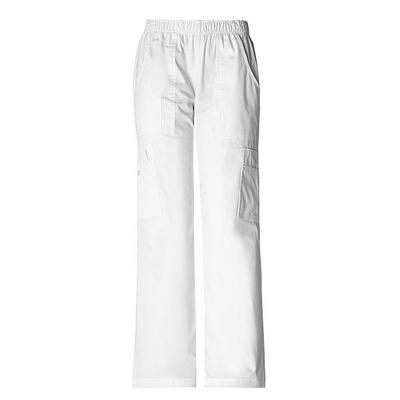 Cherokee Medical Uniforms Workwear Stretch Mid Rise Pullo...