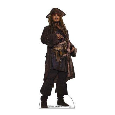 Advanced Graphics Jack Sparrow Standup 2278
