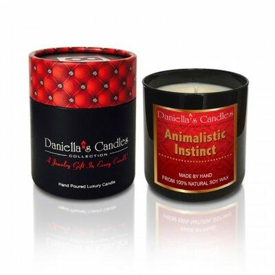 Daniella's Candles Animalistic Instinct Jewelry Scented J...