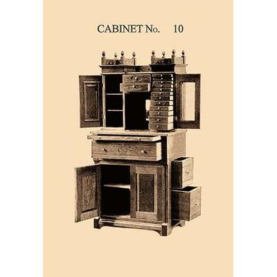 Buyenlarge Dentist's Cabinet #10 by H. D. Justi and Son G...