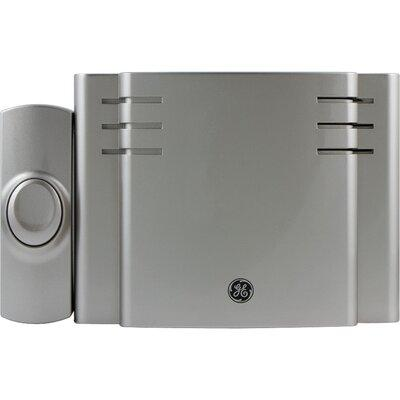 GE Battery Operated Wireless Door Chime 19303