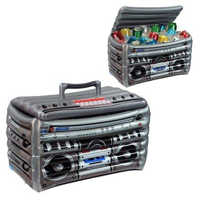 Beistle 48 Can Inflatable Boom Box Cooler 57103