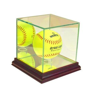 Perfect Cases and Frames Softball Display Case SFBL- Colo...