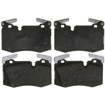 2007-2015 Mini Cooper Front Brake Pad Set - Raybestos PGD...