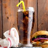 Narvon 5 Gallon Bag in Box Diet Cola Beverage / Soda Syrup