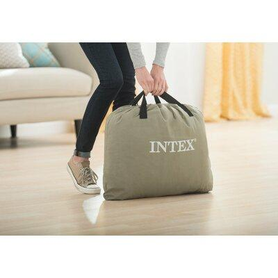 "Intex Recreation Elevated 18"" Air Mattress with Built-in-..."