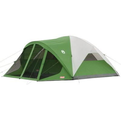 Coleman Camping Gear Evanston Tent 15ft. x 12ft. 8 Person...