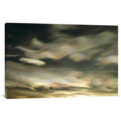 East Urban Home 'Nacreous Mother of Pearl' Clouds Seen Ov...